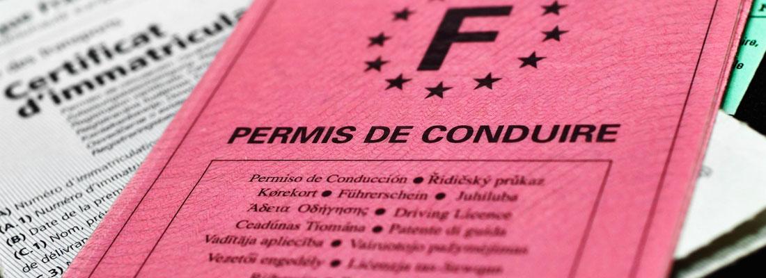 permis de conduire 1